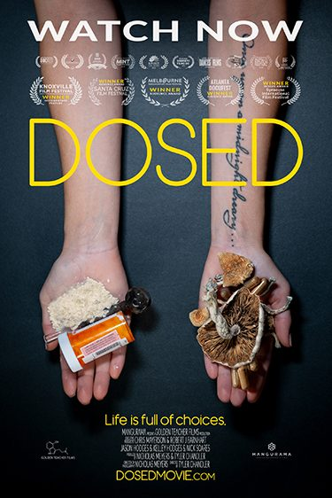 DOSED Poster 2021 Watch Now